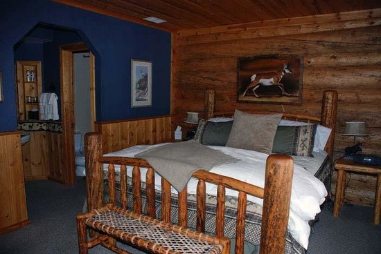 Brooks Lake Lodge and Spa: A Great night's Rest