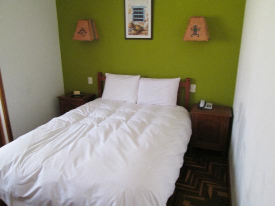 El Virrey Boutique Hostal: double bed room