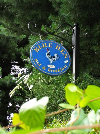 Blue Hen Bed & Breakfast: Blue Hen B&B