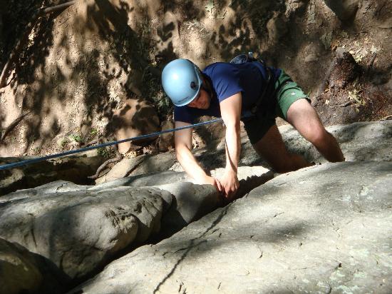 Adventures in Climbing: PULL!!