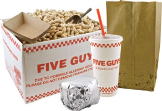 Five Guys Bethlehem Town Center