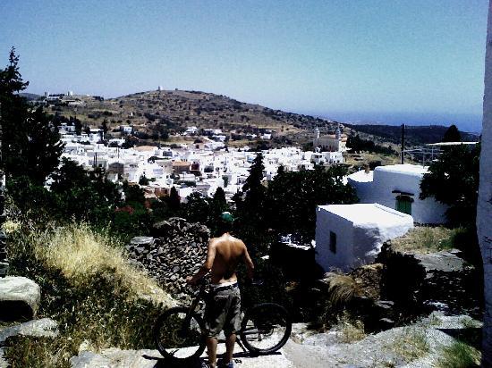 Awake Paros Watersports & Bike Tours: My personal fave: Mountain biking through the magnificent Cycladic scenery.