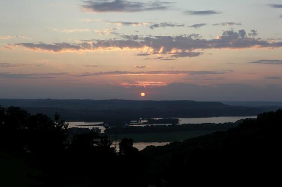 Sunset Grille : Sunset & View From The Sunset Deck