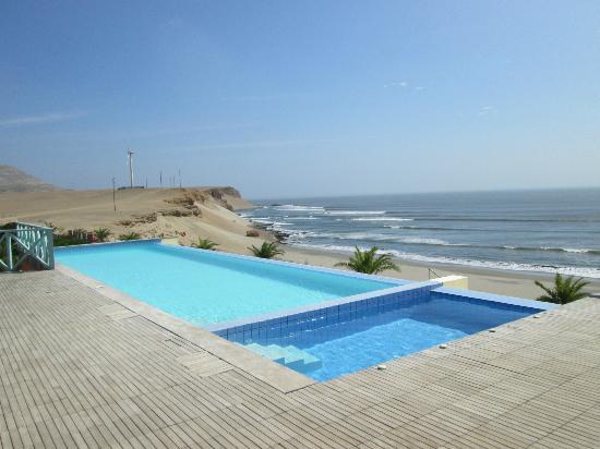 Chicama Surf Hotel & Spa : Pool