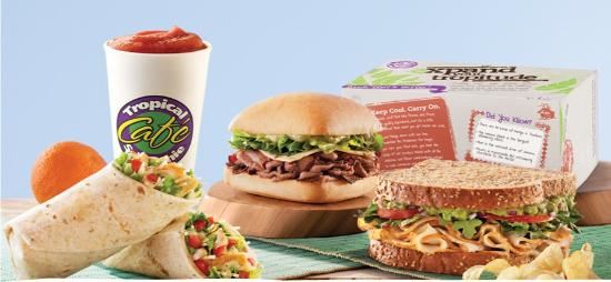 Tropical Smoothie Cafe & Deli