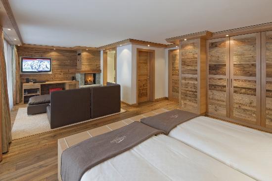 Chalet Hotel Schoenegg : Juniorsuite