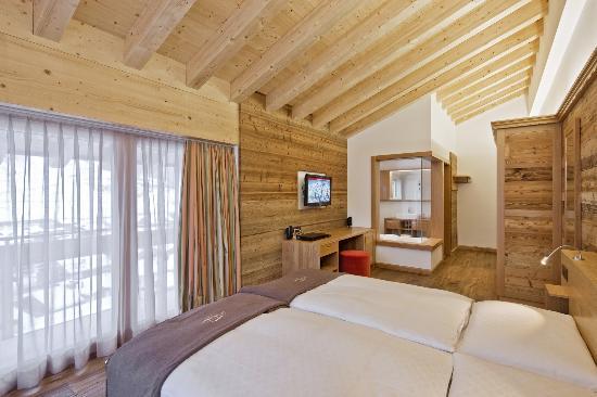 Chalet Hotel Schoenegg : Panorama double room
