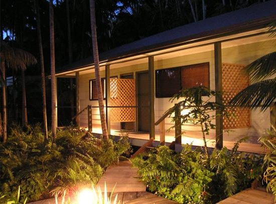 Lord Howe Island, Australia: Studio at night