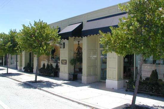 West Palm Beach Antique Row Art & Design District: The premier antique shopping district on the east coast.