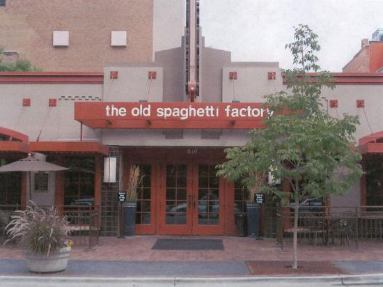 Trolley car memories picture of the old spaghetti