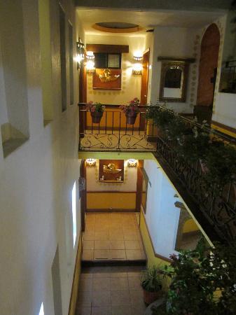Casa de los Frailes: Interior del hotel