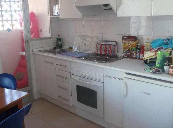 kitchen diner kitchen diner picture of apartamentos levante lux benidorm