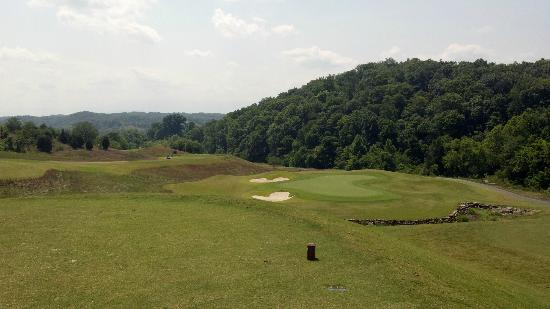 ‪‪Sevierville‬, ‪Tennessee‬: par 3 on back 9
