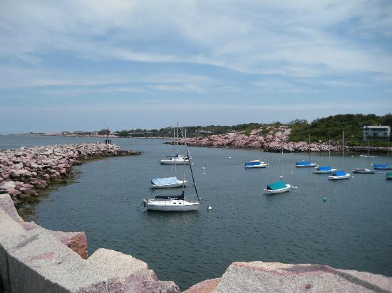 The Vista: Petit village de Rockport, à quelques minutes de Cape Ann