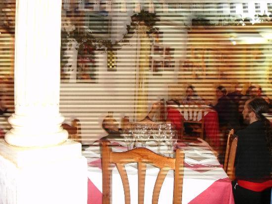 Milos: Restaurante