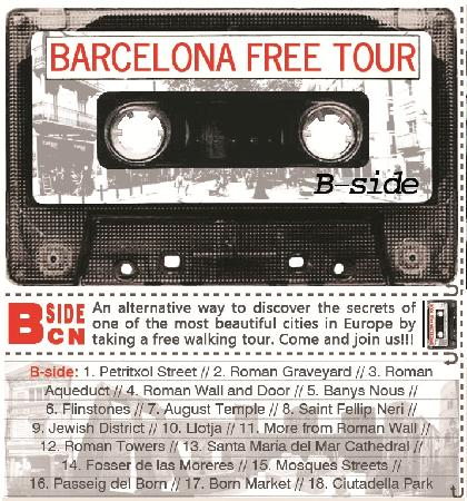 B-Side Free Tour Barcelona