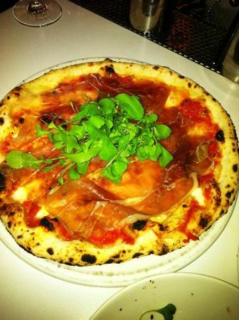 Nicli Antica Pizzeria: Margherita Pizza