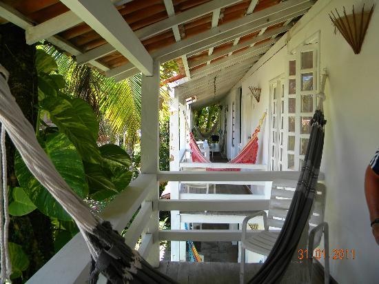 Arraial Praia Hotel Pousada: Cuartos