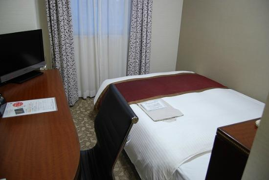 Hotel Hokke Club Kagoshima: 部屋の写真