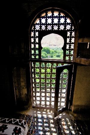 Dar Jnan Tiouira: Chambre dans la tour