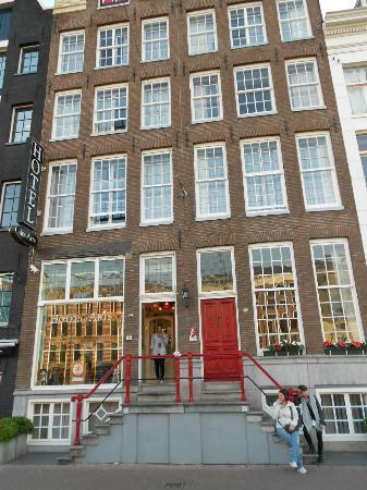 Hotel des Arts Amsterdam: esterno hotel