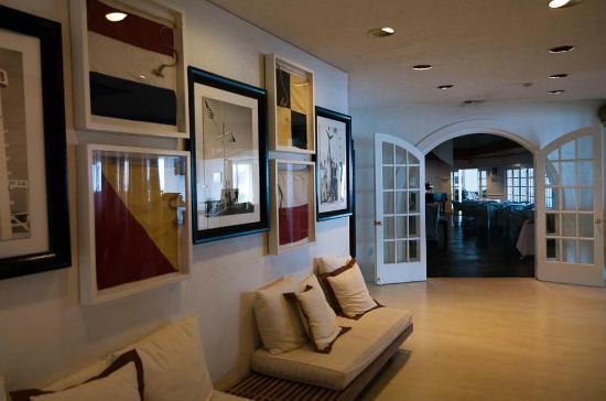 Montauk Yacht Club Resort & Marina: Hall