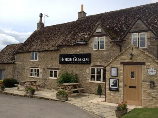 The Horse Guards: top class stay