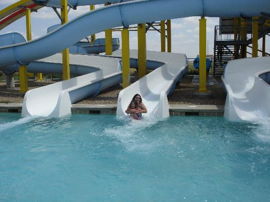 Splash Amarillo: Water Slides