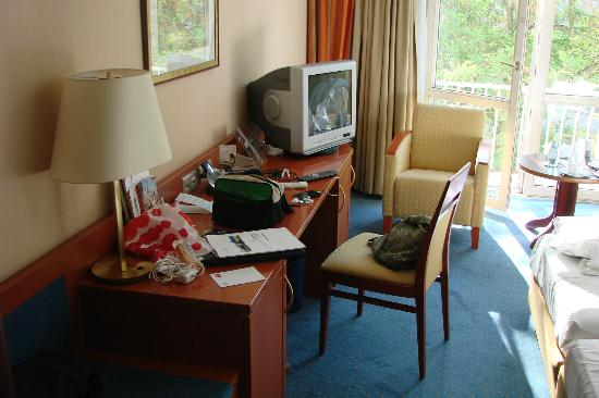 Maritim Hotel Würzburg: Room