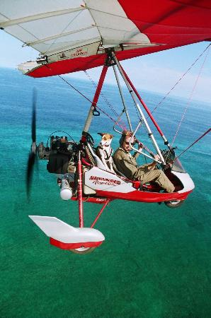 Advanced Recreation of Hawaii Light Sport Aircraft Flight