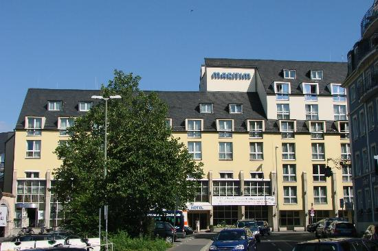Maritim Hotel Würzburg: Hotel