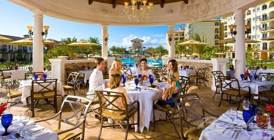Beaches Turks & Caicos Resort Villages & Spa: Dining at Beaches Boscobel