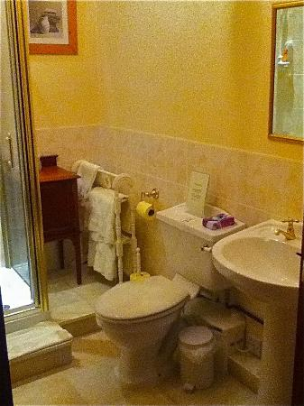 Moray Bank Bed & Breakfast: bathroom