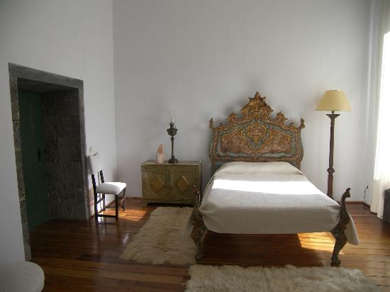 Convento de Sao Francisco: Our room