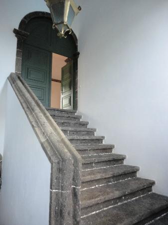 Convento de Sao Francisco: Stairwell
