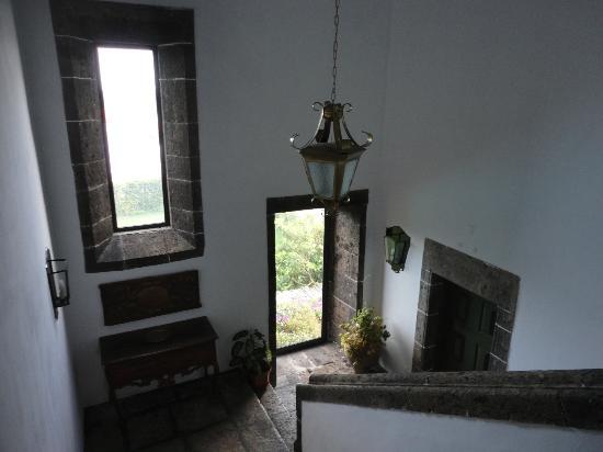 Convento de Sao Francisco: Stairway