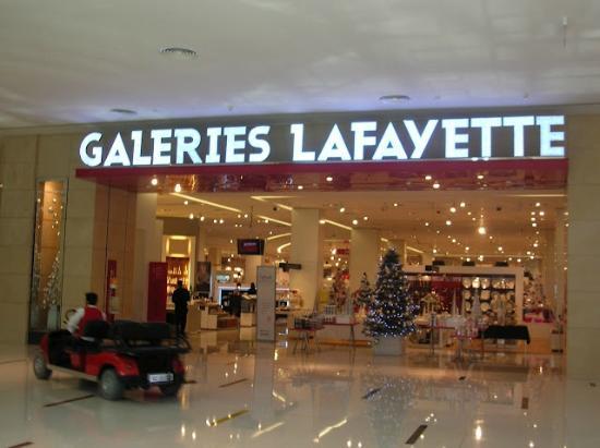 Galeries lafayette dubai duba centre ville restaurant avis num ro de t l phone photos - Galeries lafayette bron horaires ...