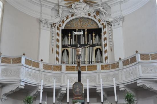 Chiesa di Sant'Agostino: ..am Altar...