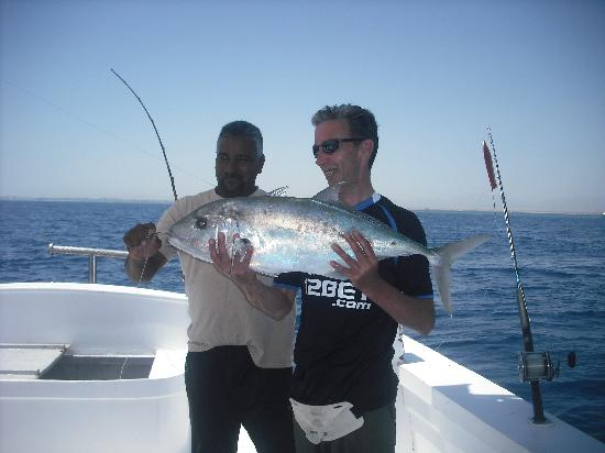 Jana Boat Fishing Safari : What a Catch