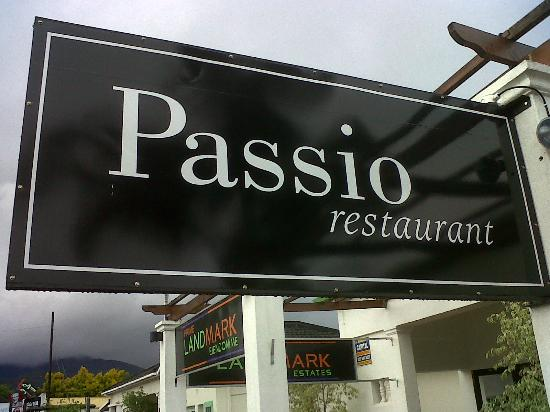 Passio Restaurant