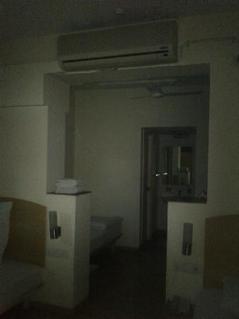 จิงเจอร์ นิวเดลี: rooms with twin ACs