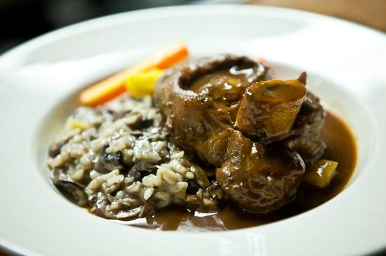 Lana Restaurant and Bar : Osso Bucco