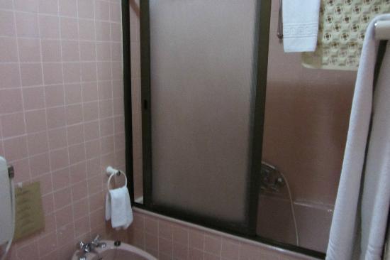 Hotel Jardim Viana Do Castelo: Vista do banheiro