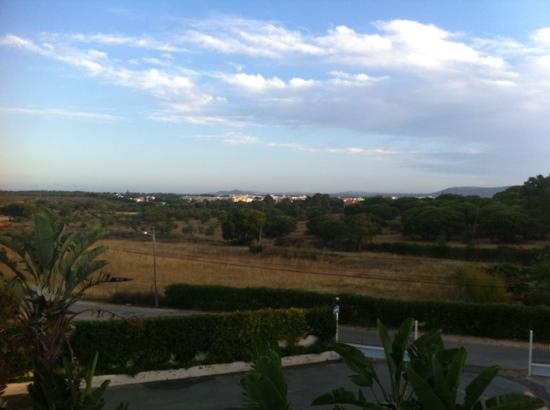 Frangaria Hospedaria: view from room