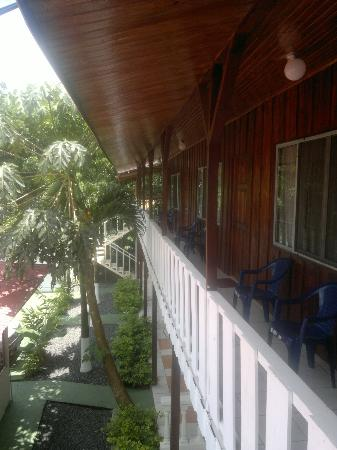 Hostel Rio Danta: Cabinas View