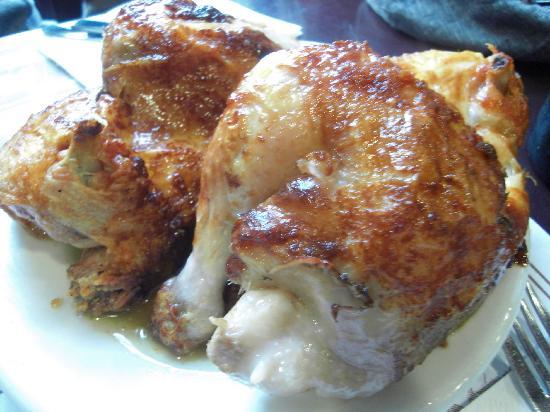 Casa Mingo: Roast Chicken