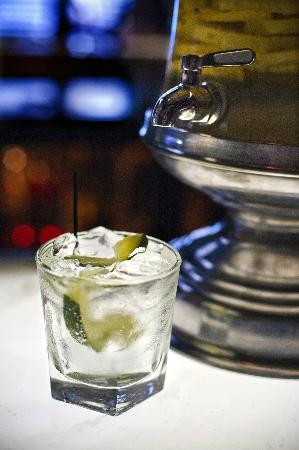 Blackwater Lounge: Our Signature Cucumber Press