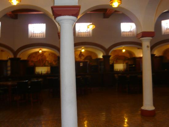 Rivera del Pacifico: el casino