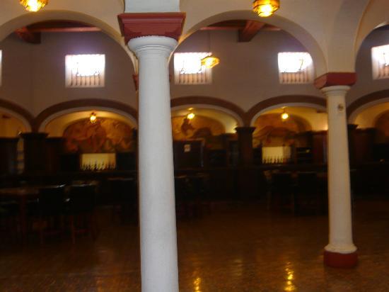 Rivera del Pacifico: el casino 
