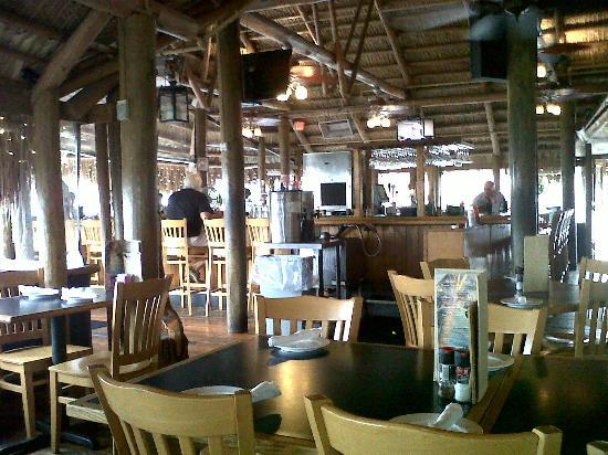 Cobb S Landing Restaurant Vista Interna